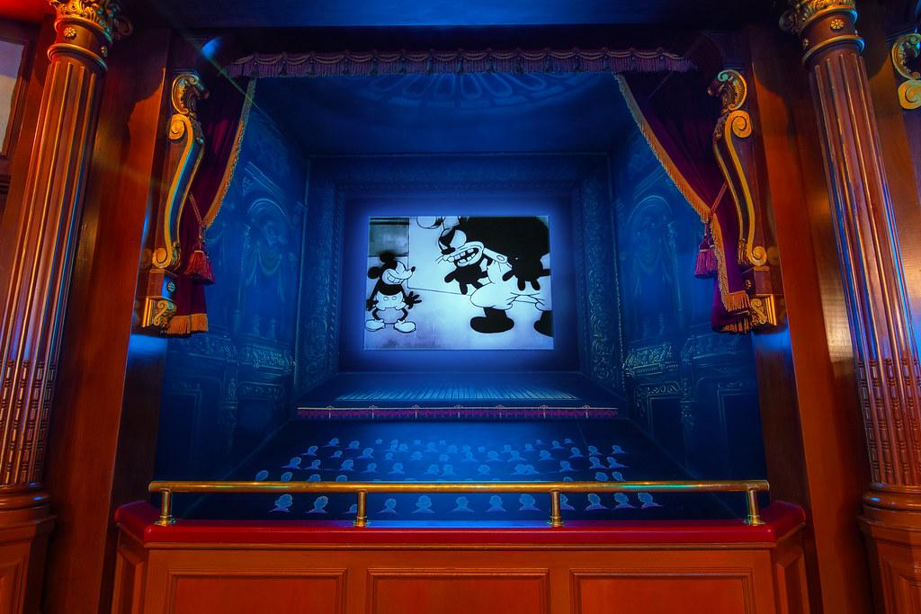 Main Street Cinema presents: 'Steamboat Willie'