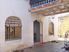 La synagogue Pardesi (Cochin, Inde)
