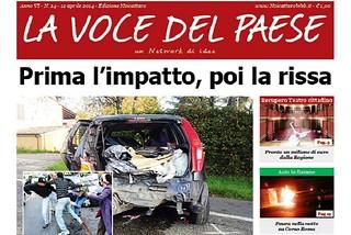 Noicattaro. Prima pagina n. 14-2014 front