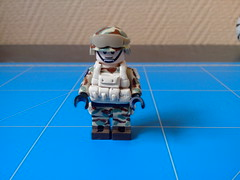update of my first lego french opex soldier