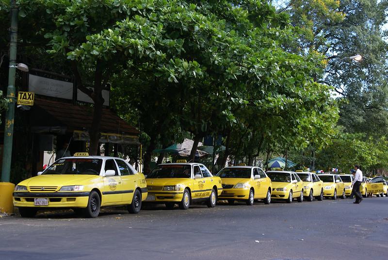 Taxi! Taxi! Taxi! Asuncion