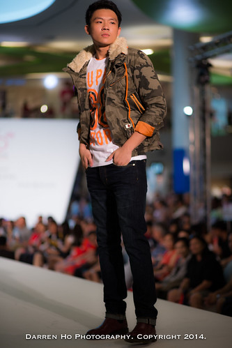 Vivocity Fashion Parade 2014 : Team Singapore Athletes