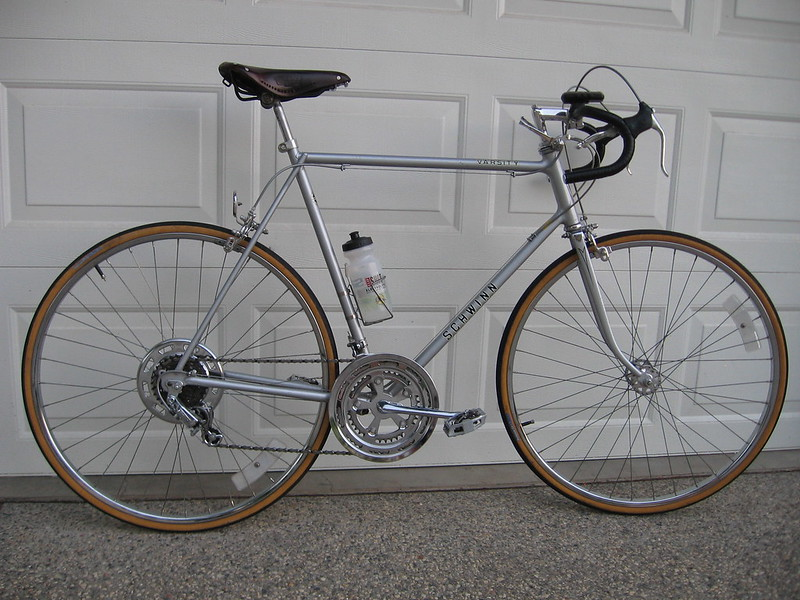 Worth upgrading a Schwinn Continental? - Bike Forums