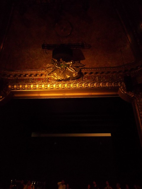 Inside the Elgin Theatre (2)