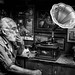 The Fixer of the Gramophone by photoanalysis