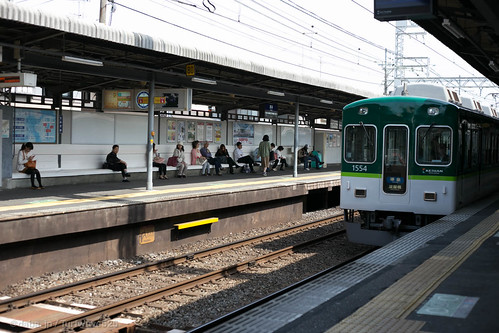 20140524 墨染駅 / Sumizome Sta.