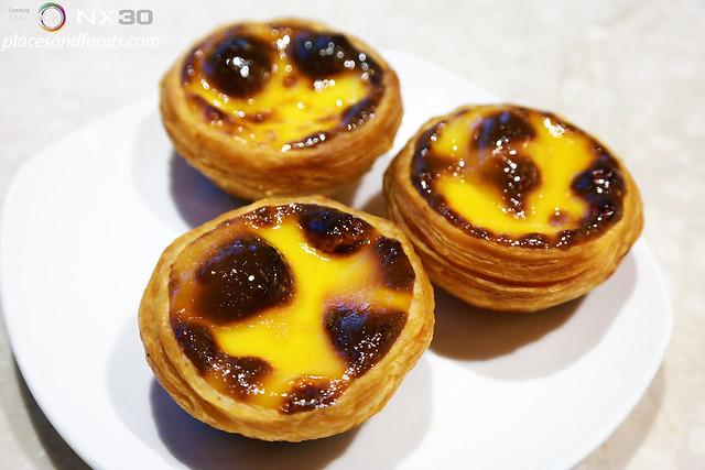 lord stow venetian resort hotel egg tarts