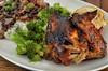 Mmm... mojo roast chicken