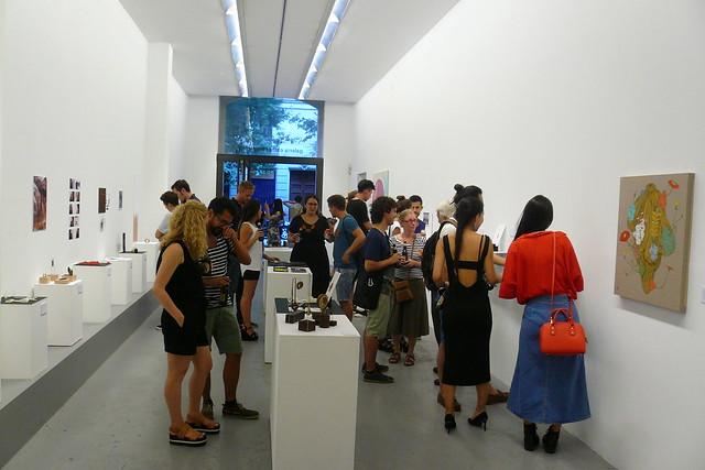 Exposición Postgrado en Diseño de Joyería Alternativa 2014-2015