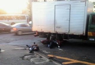 acidente moto 2007
