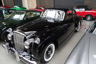 1955 Bentley Continental