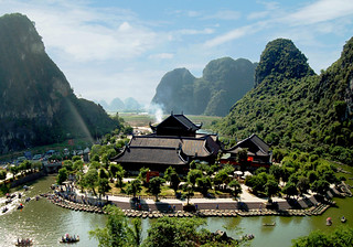 Trang An, one of the most wonderful nature in Vietnam