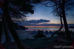 Sunrise in Cala Agulla - Mallorca