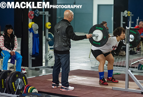 Zulfiya Chinshanlo KAZ Olympic weightlifter