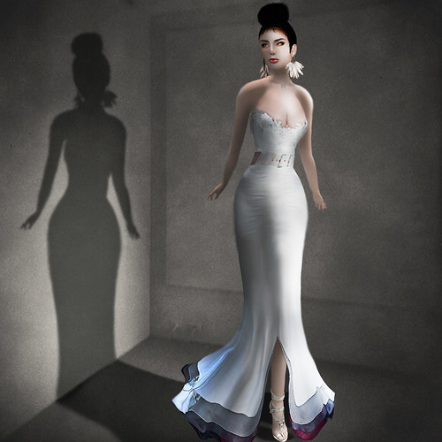 {Meghindo's} ~ Zoe ~ Gown ~ / PoSEsioN Yula Set