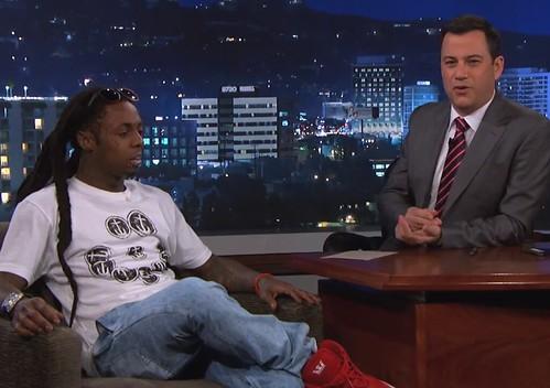 Lil' Wayne Speaks on Health Scare & Retirement After 'Tha Carter V' on 'Jimmy Kimmel Live!'