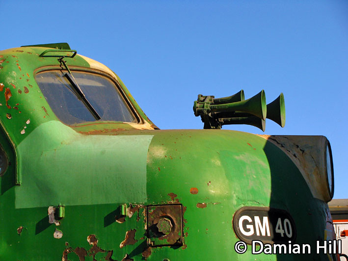 GM40 by baytram366