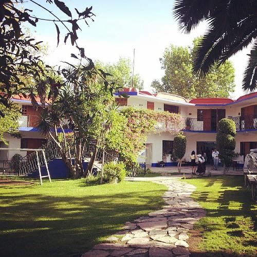 El Prometeo. #Puebla #Escuela