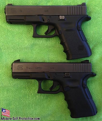 Glock Gen 3 vs Gen 4 | Modern Self Protection