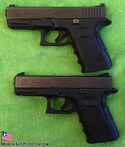 Champion Firearms | Glock 19 GEN3: *Homeland Security* 9MM