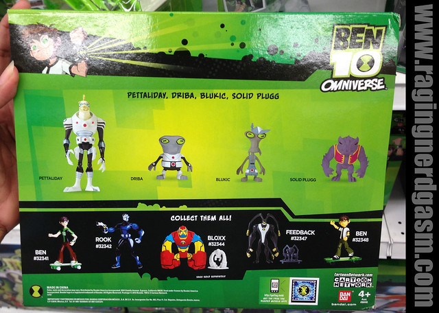 Cartoon network ben 10 omniverse toys r us exclusive for Cuisinette toys r us