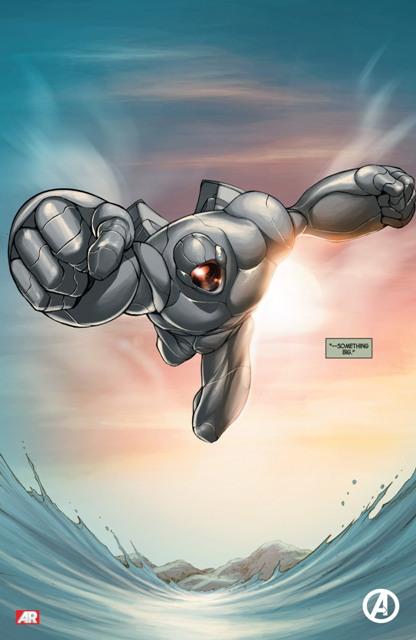 Avengers v5 015-023