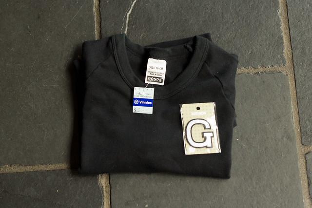 G Tshirt DIY
