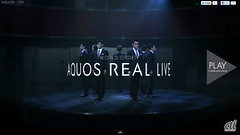 AQUOS REAL LIVE