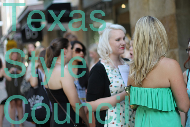 Texas Style Council in Austin 2013