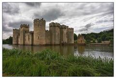 bodiam castle (colour)
