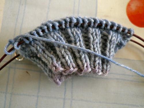 3rd sock