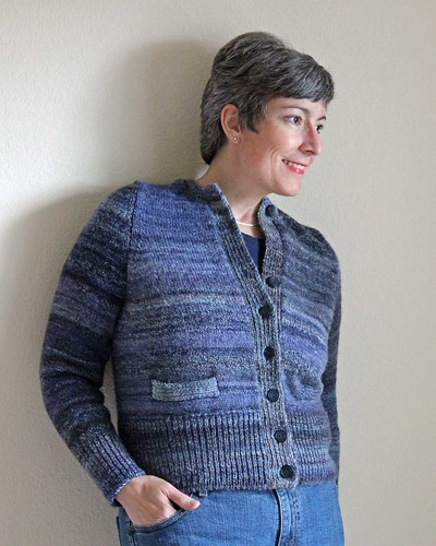 Classic Cardigan - Done Front 1