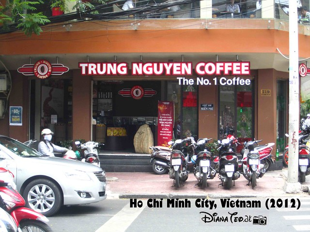 Day 6 - Trung Nguyee Coffee