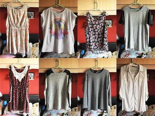 clothes haul