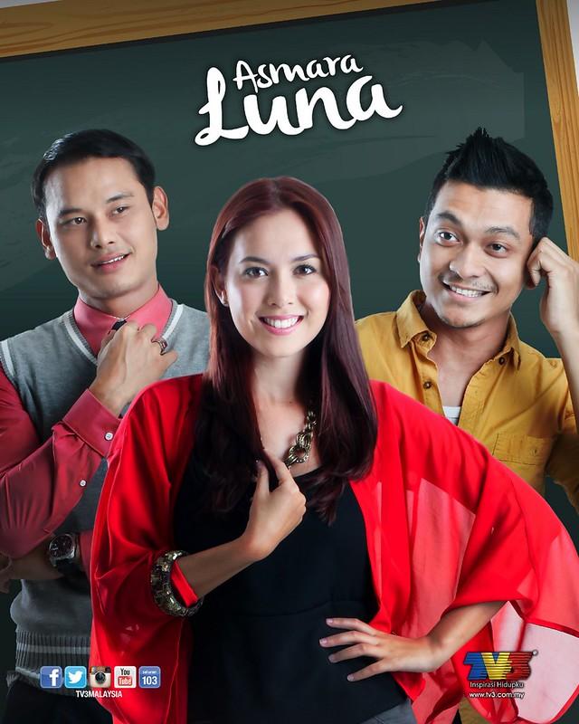 Sinopsis Drama Asmara Luna