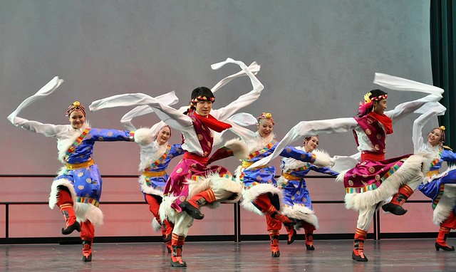 Dance China NY. Photo courtesy of New York Chinese Cultural Center.