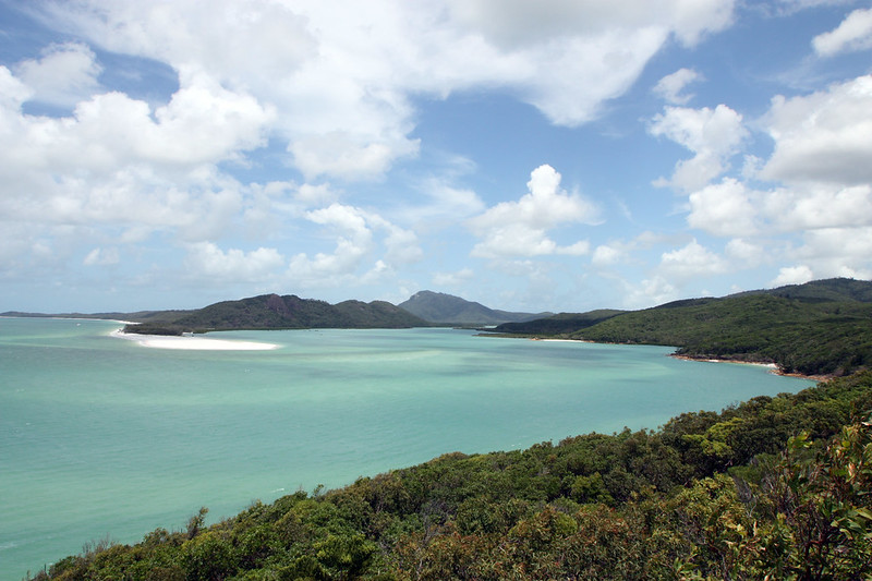 Whithaven Beach, Whitsunday Islands National Park