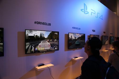 Sony Playstation 4 ir kvadratinė konsolių grafika...