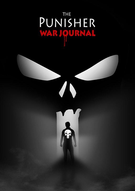 The Punisher War Journal Image