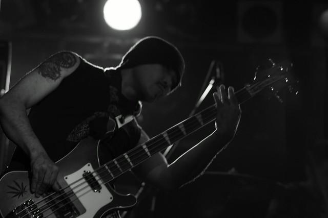 SPUTNIK KOMBINAT live at ShowBoat, Tokyo, 15 Sep 2013. 007