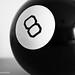 Small photo of Magic 8 Ball