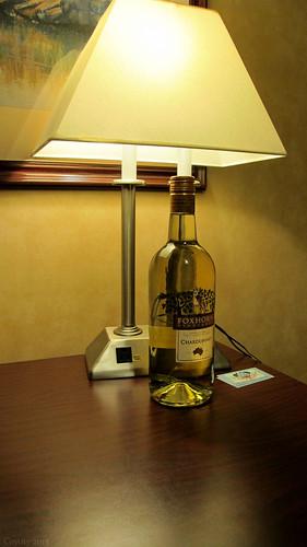 Foxhorn Vinyards Chardonnay by Coyoty