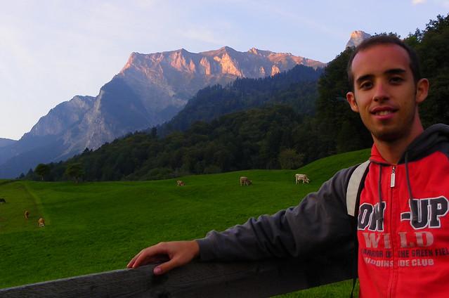 Miguel Egido Martínez de Diario de un Mentiroso en Suiza