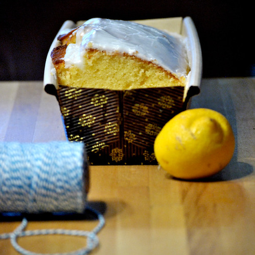 Lemon Loaf