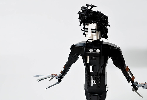 Edward Scissorhands by Carlmerriam