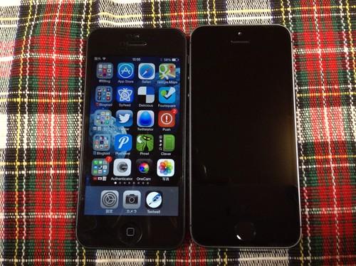 iPhone 5,5s