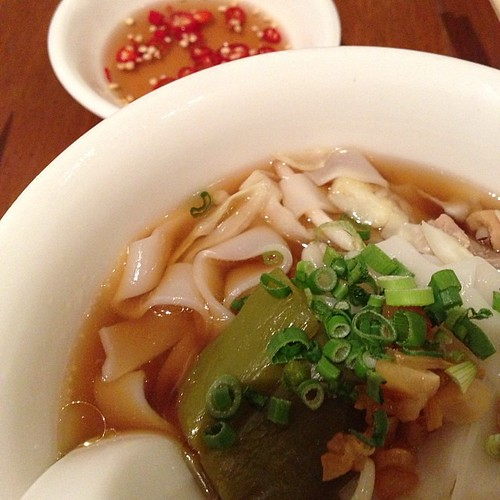 #Thai Chicken Noodle Soup #yummy