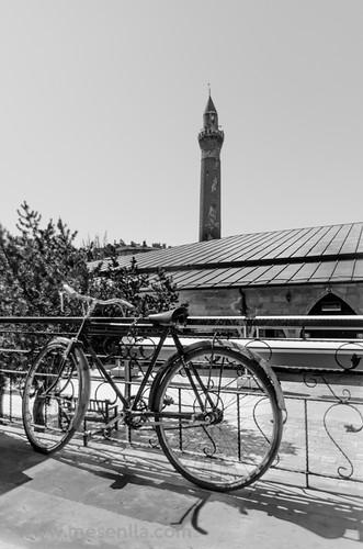 La mesquita Ulu Camii de Sivas