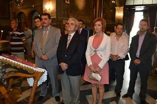 Σύλλογος Φιλιππιαδωτών Αττικής Άγιος Βησσαρίων Αρτοκλασία για τον Άγιο Βησσαρίωνα