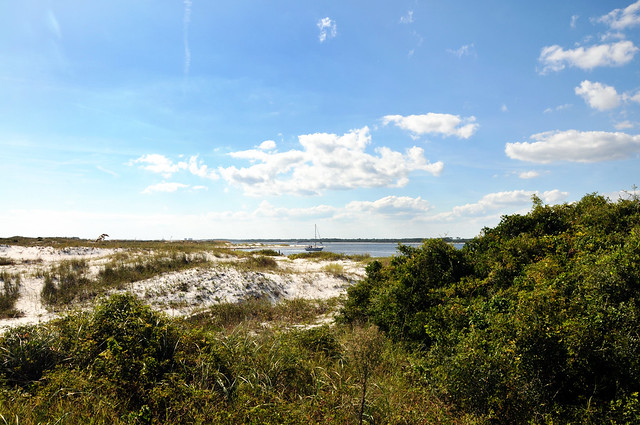 Ft. Pickens National Park